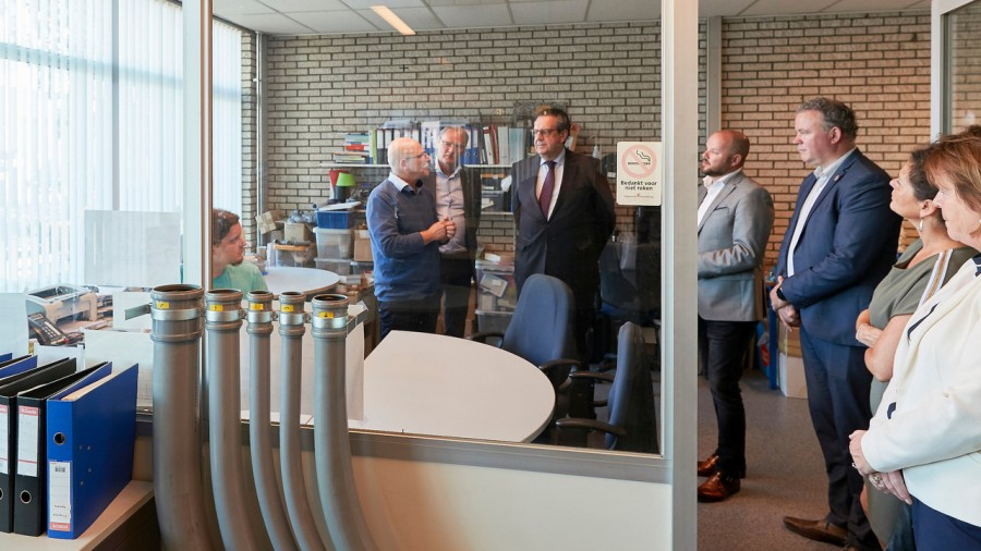 Bert Pauli: Erkenning voor oud-Brabants Beste Macek Technika