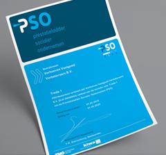 Verhoeven Vastgoed Verbeteraars B.V. verbetert positie en gaat van Trede 1 naar Trede 2 op PSO-Prestatieladder