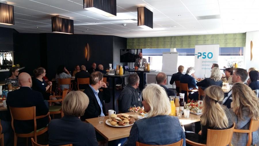 PSO-Ronde tafel bijeenkomst stond in het teken van ontmoeting en dialoog over Sociaal ondernemen, Social return en sociaal inkopen