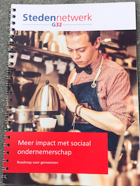 PSO opgenomen in Roadmap Sociaal Ondernemerschap van G32