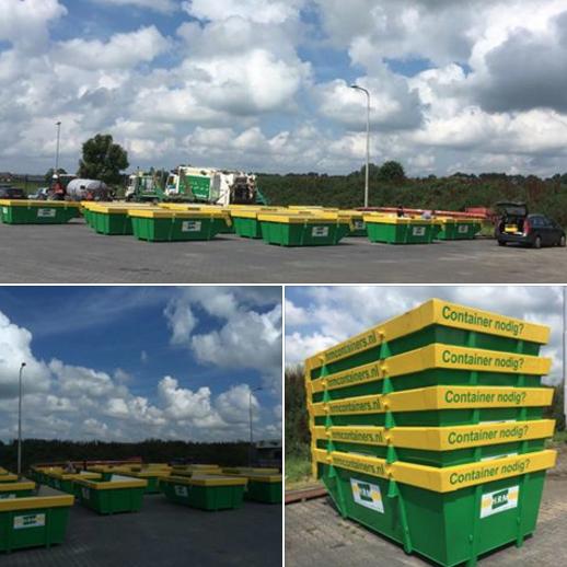 HRM Containers erkend voor PSO-Trede 3 en PSO 30+ Certificaat