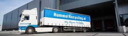 Gebr. Hummel Recycling BV erkend voor PSO trede 3 en 30+-Certificaat