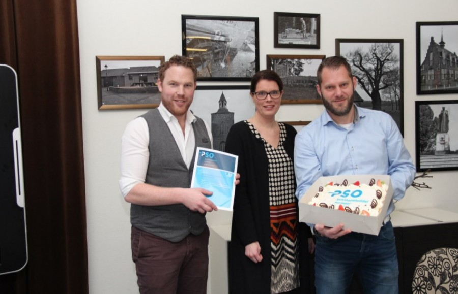 Kamphuis Sloopwerken en Asbestsanering is koploper op het gebied van inclusief werkgeverschap en hiervoor erkend met het PSO certificaat