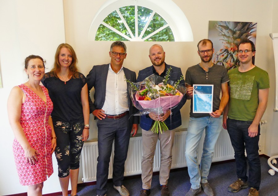 Amarant Groep behaalt Trede 2 op Prestatieladder Socialer Ondernemen