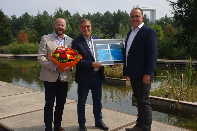 Unieke erkenning voor Noord Limburgs Groen als Sociaal Ondernemer in Venlo