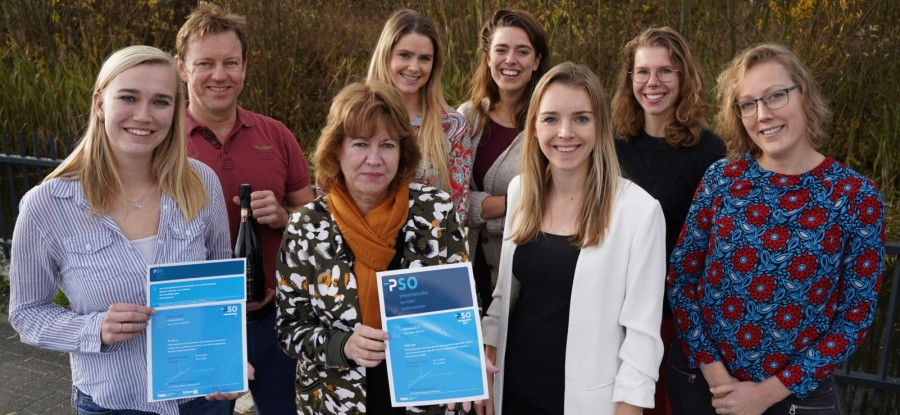 Hoogste PSO-erkenning voor Ctalents: 'sociaal ondernemerschap is ons vertrekpunt'