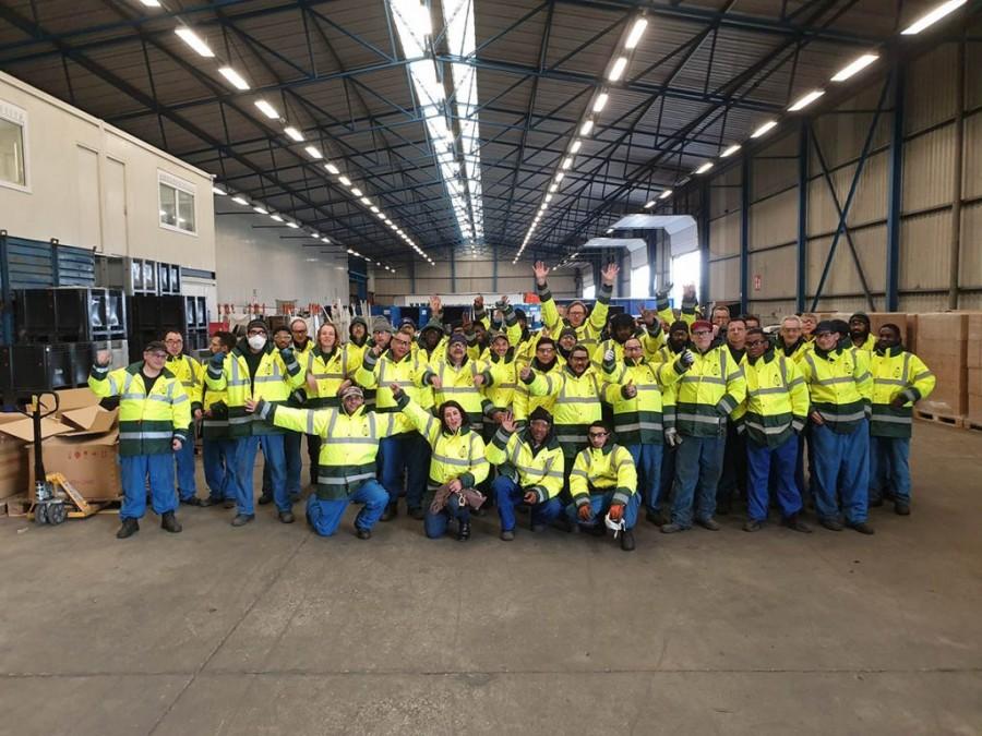 Sociale onderneming Milieuwerk Amsterdam BV heeft PSO-Trede 3 en het PSO 30+ certificaat behaald
