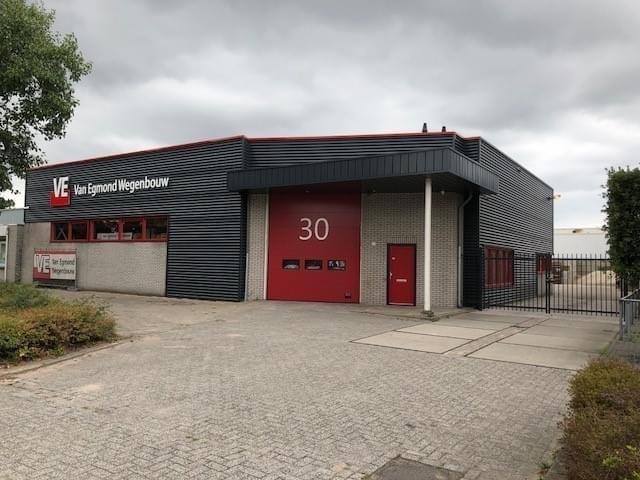 Van Egmond Wegenbouw B.V. heeft hoogste trede op de PSO behaald