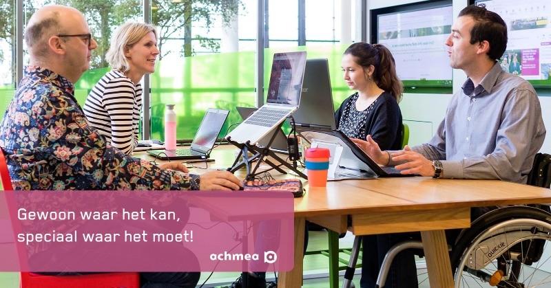 Achmea Interne Diensten N.V. certificeert zich op de Prestatieladder Socialer Ondernemen