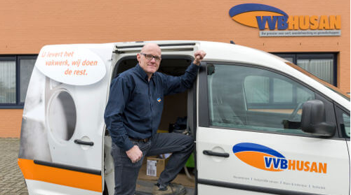 VVBHUSAN B.V. behaalt de Trede 2 certificering op de PSO Prestatieladder