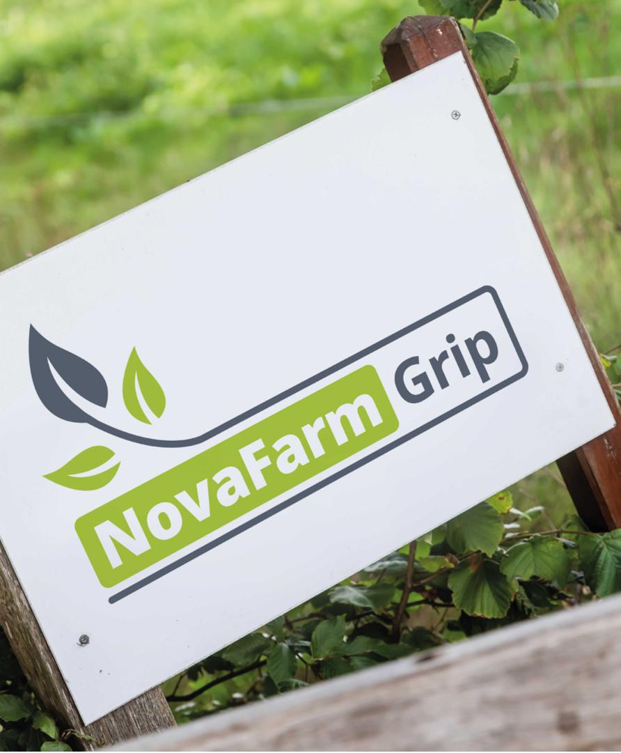 NovaFarm-Grip B.V. behaalt Trede 2 op de PSO